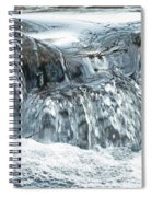 The Rough With The Smooth  Spiral Notebook