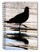 The Royal Society For Protection Of Birds Spiral Notebook