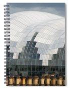 The Sage Building Spiral Notebook