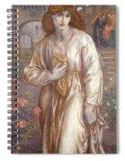 The Salutation  Spiral Notebook