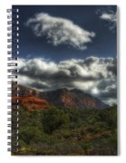 The Serenity Of Sedona  Spiral Notebook