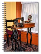 The Sewing Room Spiral Notebook