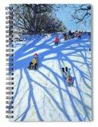 The Shadow Derbyshire Spiral Notebook