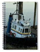 The Shaman Tug Spiral Notebook
