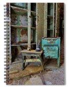 The Shoemaker Spiral Notebook