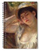 The Sleeper Spiral Notebook
