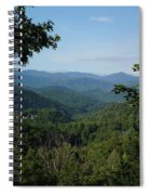 The Smoky Mountains Spiral Notebook