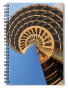 The Snail - Archifou 30 Spiral Notebook