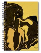 The Soulful Boxer Spiral Notebook