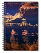 The Spectacular Grand Canyon Spiral Notebook