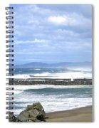 The Spectacular Oregon Coast Spiral Notebook
