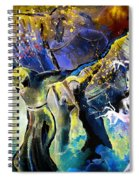 The Spell Spiral Notebook