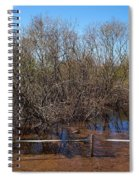 The Spring Flood Spiral Notebook