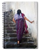 The Stairway Spiral Notebook