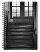 The Stairway Spiral Notebook