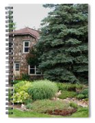 The Stone Cottage Spiral Notebook