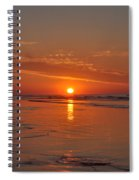 The Sun Also Rises Spiral Notebook