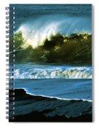 The Surf Motel Spiral Notebook