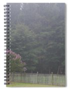 The Swing Set Spiral Notebook