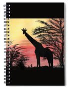 The Tall One Spiral Notebook