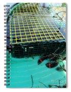 The Tank Spiral Notebook