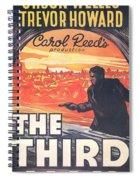 The Third Man  Spiral Notebook
