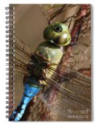 The Thorax Spiral Notebook