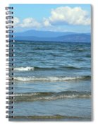 The Tide Was High Spiral Notebook