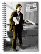 The Titanic Disaster Spiral Notebook