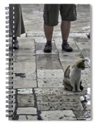 The Tourists Spiral Notebook