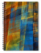 The Towers 2 Spiral Notebook