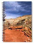 The Trail Ahead Spiral Notebook