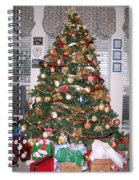The Tree Spiral Notebook