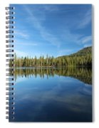 The Tree Line Spiral Notebook