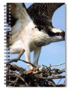 The True Fisherman Spiral Notebook