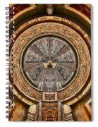 The Turbine - Archifou 63 Spiral Notebook
