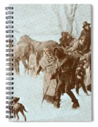 The Underground Railroad Spiral Notebook