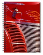 The U.s. Congress Fire Dept. Spiral Notebook