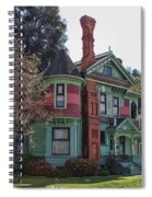 The Victorians Spiral Notebook