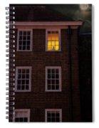 The Vigil Spiral Notebook