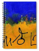 The Village People Head Home Spiral Notebook
