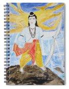 The Warrior Spiral Notebook