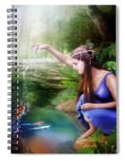 The Water Hole Spiral Notebook