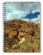 The Waterpocket Fold Spiral Notebook