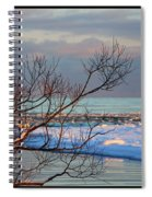The Water's Edge Spiral Notebook