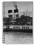 The Waverley Paddle Steamer Mono Spiral Notebook