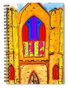 The Wedding Chapel Spiral Notebook