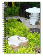 The Welcoming Garden Spiral Notebook
