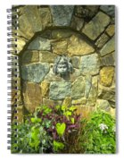 The Whistler  Spiral Notebook