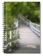 The Whitewater Walk Boardwalk Trail Spiral Notebook